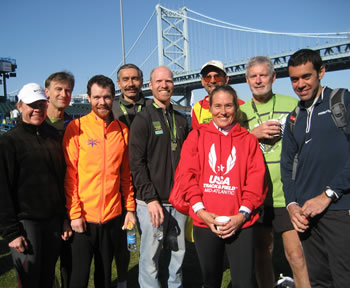 USATF Bridge Run 2011