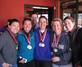 Race medals 2011