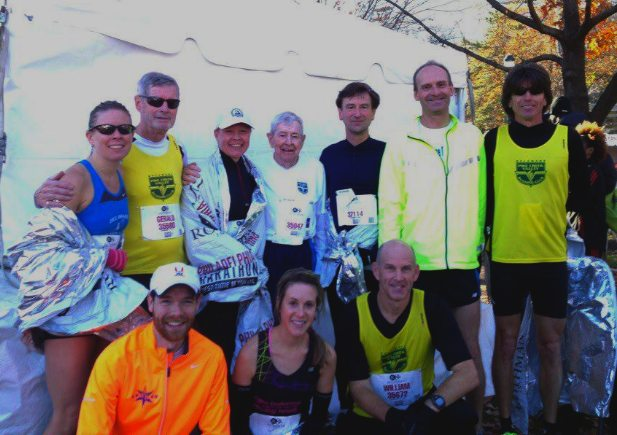 PCVRC Team at 2012 Rothman 8K