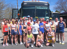 Boston Marathon 2005