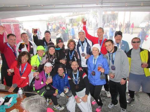 2013 Rehoboth Marathon group