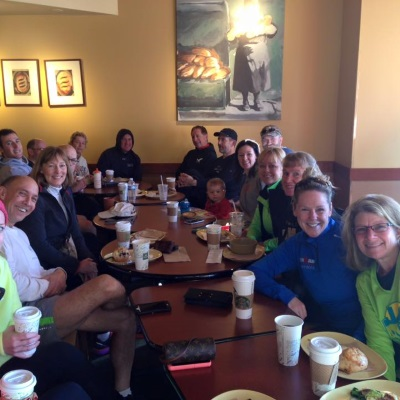 Sunday Group Run @ Panera, Main St
