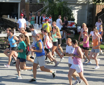 Club fun run 2011