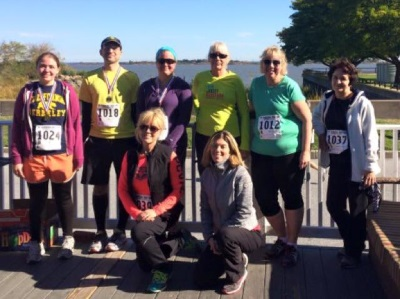 2015 Couch 2 5K Group at DDC