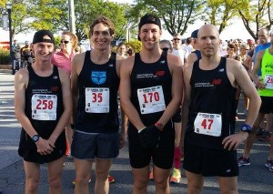 PCVRC runners at DDC 15k