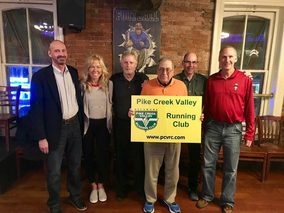 PCVRC Hall of Fame members at 3/12/19 awards event