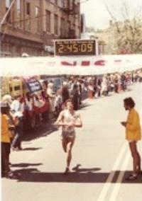 Jose Rodriquez at Yonkers Marathon