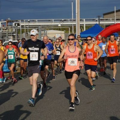 Delaware Distance Classic 15K Start