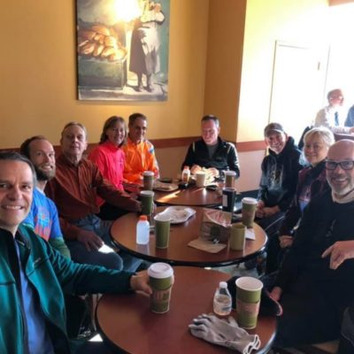 Sunday Group Run Coffee