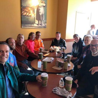 Sunday Group Run Coffee