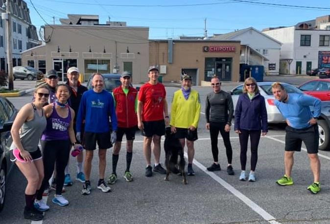 Sunday Newark Group Run