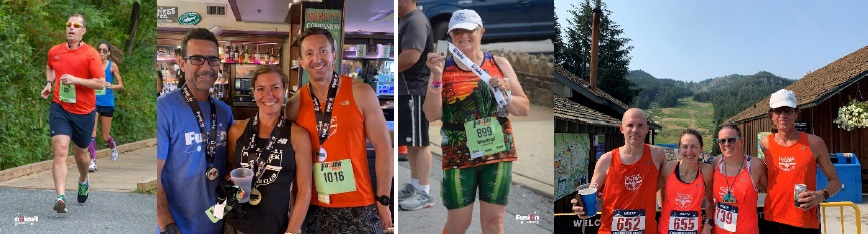 PCVRCers at Fusion 5 miler in Newark, DE and USATF Mountain Running Championships at Mt. Hood, OR