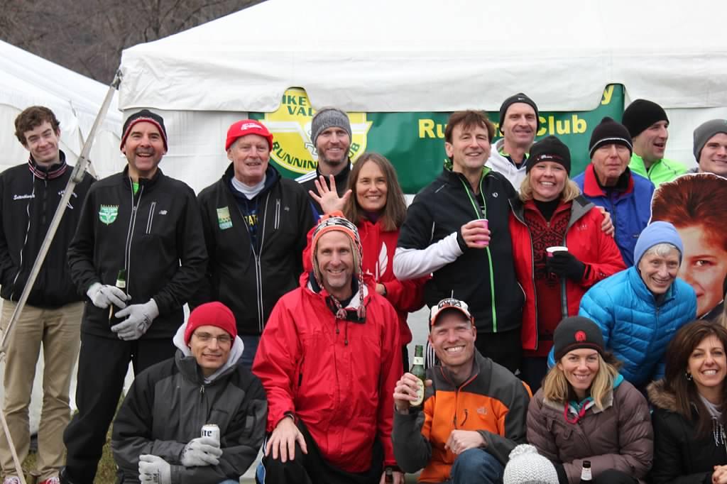 PCVRC runners